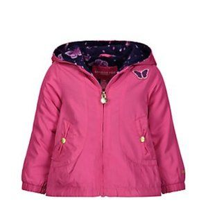 LONDON FOG Pink Winter Jacket VGUC
